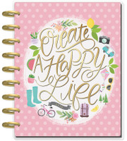 Create 365 - The Happy Planner - Me and My Big Ideas - 2019 Classic Happy Planner - Daily Details (Vertical)