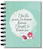 Create 365 - The Happy Planner - Me and My Big Ideas - 2019 BIG Happy Planner - Empowered Woman (Lined Vertical)