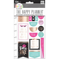 Me and My Big Ideas - The Happy Planner - Stickers - Boss Babe