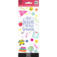 Me and My Big Ideas - The Happy Planner - Stickers - School