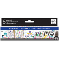 Me and My Big Ideas - The Happy Planner - Sticker Roll - Brights