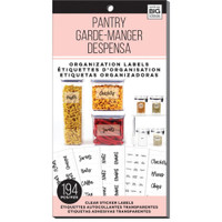 Me and My Big Ideas - The Happy Planner - Storage Labels - Pantry