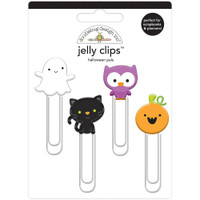 Doodlebug - Jelly Clips - Halloween Pals