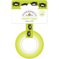 Doodlebug Designs - Washi Tape - Creepy Crawlies
