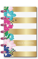Create 365 - The Happy Planner - Me and My Big Ideas - 2019 Deluxe Mini Happy Planner - 12 Month - Socialite (Horizontal)
