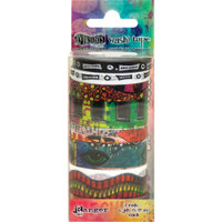 Dyan Reaveley's Dylusions - Washi Tape Set #4 - Set of 7