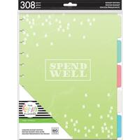Me and My Big Ideas - The Happy Planner - Budget - Extension Pack - Big