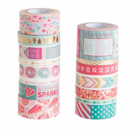 Recollections - Washi Tape Tube - Mix 1
