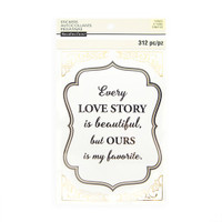 Recollections - Wedding Sticker Book