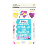 Recollections - Friends Sticker Book