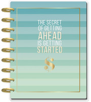 The Happy Planner - Me and My Big Ideas - 2019 Classic Happy Planner - Budget (Dated, Vertical)
