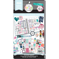 Me and My Big Ideas - The Happy Planner Value Pack Stickers - Color Story 2 (Exclusive)