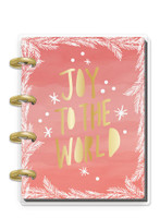 Me and My Big Ideas - The Happy Planner - Christmas Planner Keepsake - Joy To The World