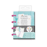 Create 365 - The Happy Planner - Me and My Big Ideas - Keepsake Tiny Happy Planner - Empowered Woman