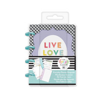 Create 365 - The Happy Planner - Me and My Big Ideas - Keepsake Tiny Happy Planner - Love Love Make