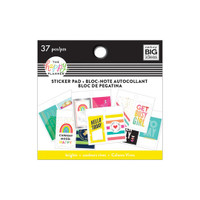 Me and My Big Ideas - The Happy Planner - Tiny Sticker Pad - Happy Brights (Exclusive)