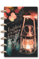 The Happy Planner - Me and My Big Ideas - 2019 Mini Happy Planner - Beauty in Faith (Dated, Horizontal)