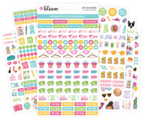 Bloom Daily Planners - Productivity Planner Stickers