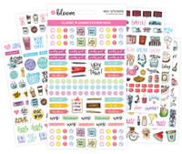 Bloom Daily Planners - Classic Planner Stickers