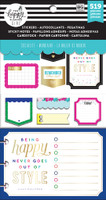 Me and My Big Ideas - The Happy Planner - Multi Accessory Pack - Socialite