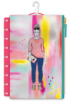 Me and My Big Ideas - The Happy Planner - Classic Snap-In Pen Case - Super Mom