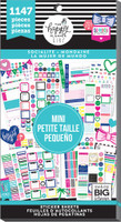 Me and My Big Ideas - The Happy Planner - Value Pack Stickers - Socialite Mini (#1147)