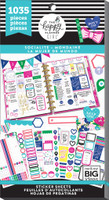 Me and My Big Ideas - The Happy Planner - Value Pack Stickers - Socialite