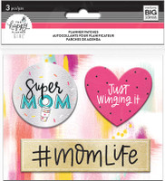 Me and My Big Ideas - The Happy Planner - Planner Patches - Super Mom
