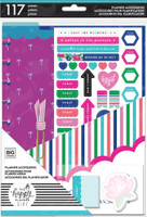 Me and My Big Ideas - The Happy Planner - Classic Accessory Pack - Socialite