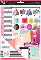 Me and My Big Ideas - The Happy Planner - Classic Accessory Pack - Super Mom