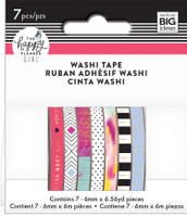 Me and My Big Ideas - The Happy Planner - Washi Tape - Super Mom