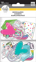 Me and My Big Ideas - The Happy Planner - Bookmarks - Miss Maker