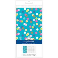 Doodlebug Designs - Traveler Notebook Inserts - Confetti - Standard - Daily Doodles (Calendar)