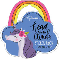 American Crafts - Shimelle - Head In The Clouds Sticker Book