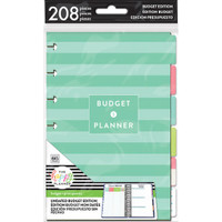 Create 365 - Me and My Big Ideas - The Happy Planner - Mini Extension Pack - Budget
