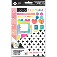 Me and My Big Ideas - The Happy Planner - Mini Accessory Pack - Bright (Exclusive)