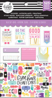 Me and My Big Ideas - The Happy Planner - Multi Accessory Pack - Healthy Hero