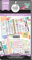 Me and My Big Ideas - The Happy Planner - Value Pack Stickers - Healthy Hero