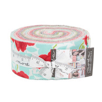 Moda Fabric Precuts Jelly Roll - Little Snippets by Bonnie & Camille