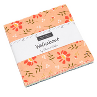 Moda Fabric Precuts Charm Pack - Walkabout by Sherri & Chelsi