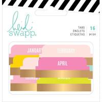 Heidi Swapp - Memory Planner Tabs - Color Fresh