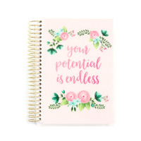 Recollections - Creative Year - Mini Potential Budget Planner (Horizontal, Undated)