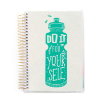 Recollections - Creative Year - For Yourself Mini Fitness Planner (Horizontal)