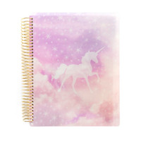 Recollections - Creative Year - Unicorn Lenticular Medium Planner (Vertical, Dated)
