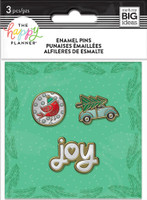 Me and My Big Ideas - The Happy Planner - Enamel Pins - Holiday Joy