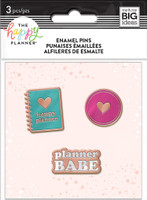 Me and My Big Ideas - The Happy Planner - Enamel Pins - Planner Babe