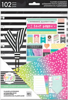 Me and My Big Ideas - The Happy Planner - Just Do Your Thing Accessory Pack - Classic