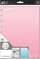 Me and My Big Ideas - The Happy Planner - Colorful Fill Paper - Classic
