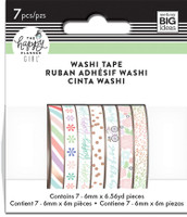 Me and My Big Ideas - The Happy Planner - Washi Tape - Daydreamer