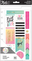 Me and My Big Ideas - The Happy Planner - Productivity - Dashboard Stickers